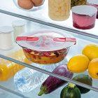 Pyrex Cook & Heat contenitore tondo per alimenti in vetro borosilicato con coperchio sfiatavapore per il microonde – cuocere in forno, conservare e riscaldare dim. 20x18cm