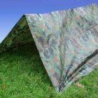 Telone telo occhiellato con occhielli mimetico in polietilene camouflage mimetico lavabile antimuffa antistrappo impermeabile angoli rinforzati copertura 3x2 mt