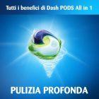 Dash Pods 3 in 1 Anti Odore specifico per capi sportivi - 78 pz