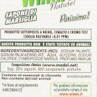 Winni's Naturel - Sapone di Marsiglia - 4 saponette da 250 g [1 kg]