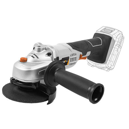 batavia-18v-angle-grinder-maxxpack-collection-excl
