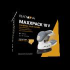 Levigatrice a delta  multipla 18 V collezione Maxxpack