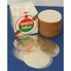 Disco cell per Hamburger biodegradabile permeabile certificato per alimenti 8027404000391