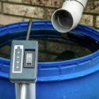 Pompa dell'acqua Batavia Pioggia da 12 V svuotamento piscine barche allagate o cantine