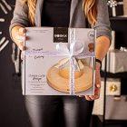 Raschietto formaggio naturale taglia unica Bigodino  Boska Explore Geneva  8713638005447