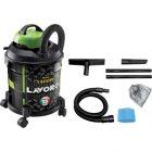 Bidone aspiratutto secco e dei liquidi joker 1400 S LAVORWASH 1.400W di spunto 8013298066674