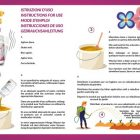 Activ Sol  Biostimolante Biologico  e 100% naturale utile per favorire il riequilibrio della microflora fogliare – 500 ml