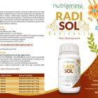 Radi sol biostimolante per l'apparato radicale delle piante Prodotto Biologico e 100% naturale 500 ml