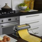 Tagliapasta Rullo per pasta, 150 mm Pasta Roller Acciaio inossidabile Marcato 8000011002316
